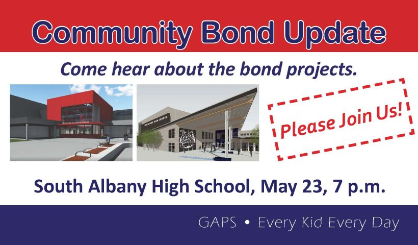 Community Bond Update