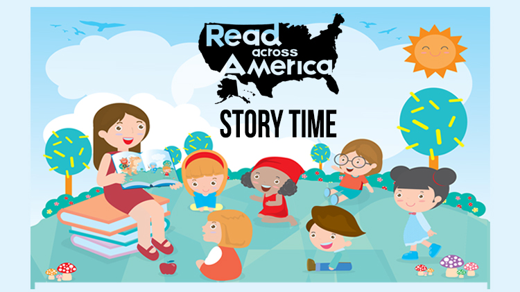 Read Across America Week, March 1-5th/Semana de lectura en todo EE.UU. 1º al 5 de marzo
